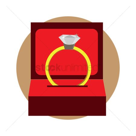 Proposal : Proposal ring in a box