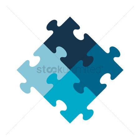 Visualize : Puzzle icon