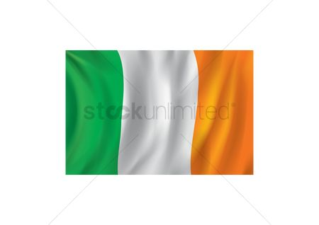 Patriotic : Republic of ireland flag