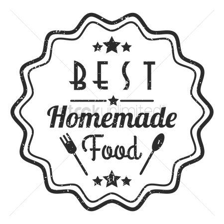 Free Best Homemade Food Stock Vectors Stockunlimited