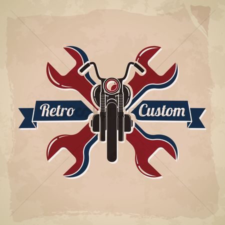 Old fashioned : Retro custom
