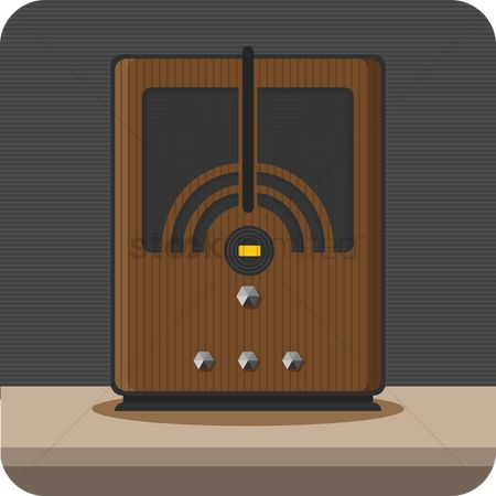 Broadcasting : Retro radio