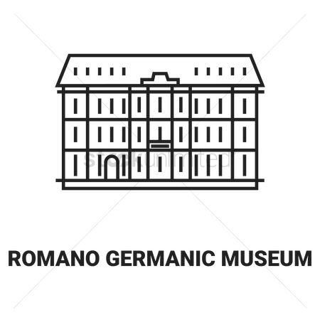 Museums : Romano germanic museum