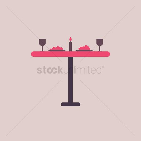 Dine : Romantic dinner