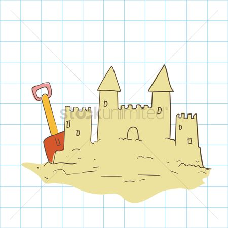 Play kids : Sandcastles