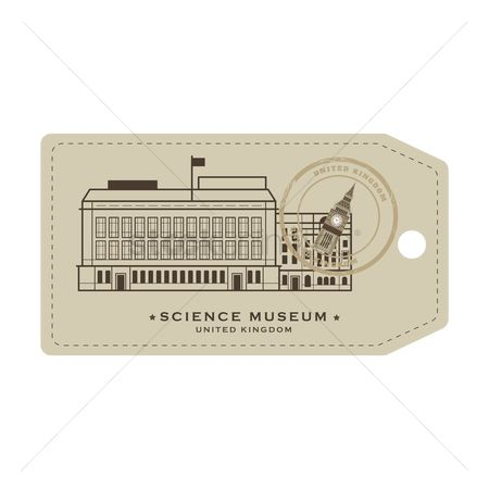 Museums : Science museum tag