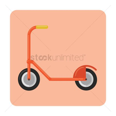 Play kids : Scooter bicycle toy