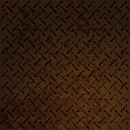 Grids : Seamless metal background