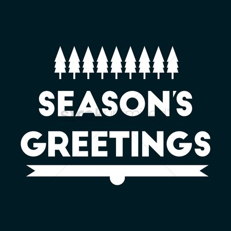 Compliment : Season s greetings
