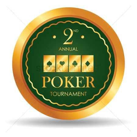 Poker chips : Second annual poker tournament chip