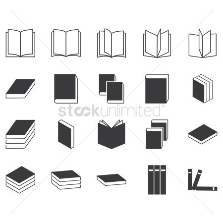 Hardcovers : Set of books icon