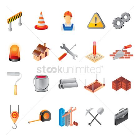 Builder : Set of construction tools