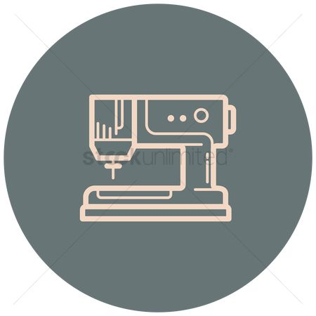 Needle : Sewing machine