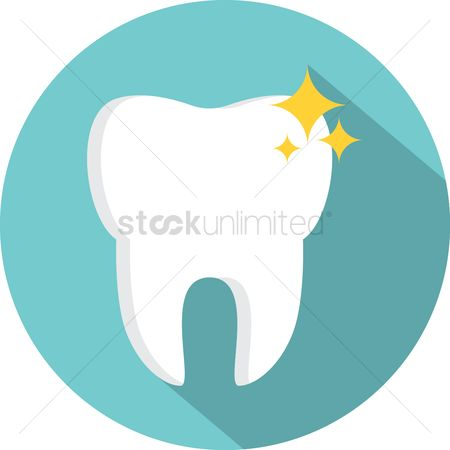 Dentist : Shiny tooth