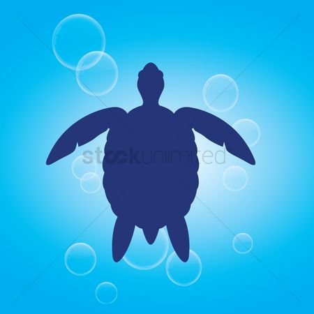 free underwater silhouette stock vectors stockunlimited