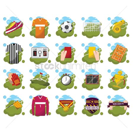Footballs : Soccer collection