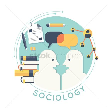 Stationary : Sociology design