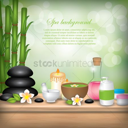 Zen : Spa background