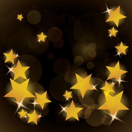 Lighting : Sparkling stars