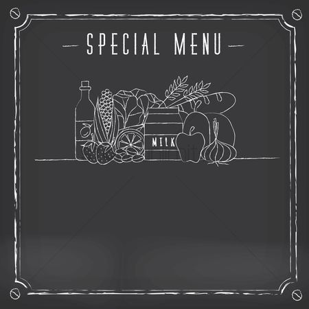 Wheats : Special menu