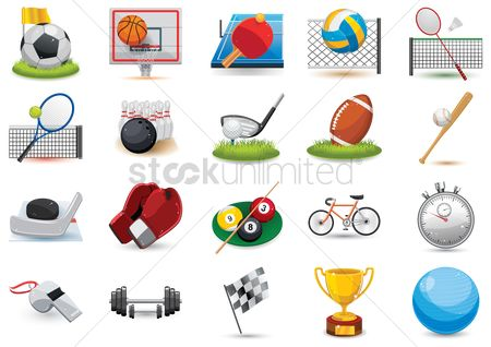 Activities : Sports collection