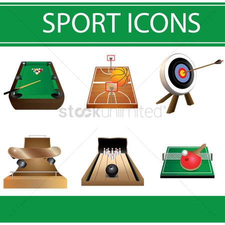 Paddle : Sports icons