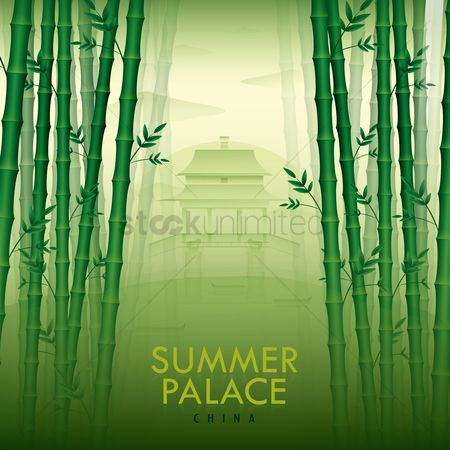 Tourist attraction : Summer palace china