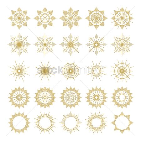 Sunray : Sunburst collection