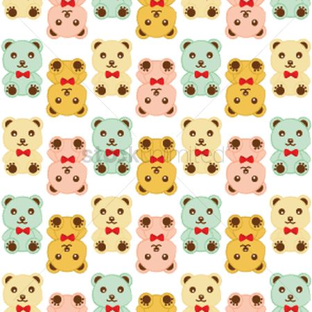 Teddybears : Teddy bear background