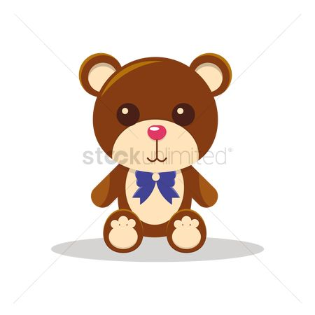 Dolls : Teddy bear