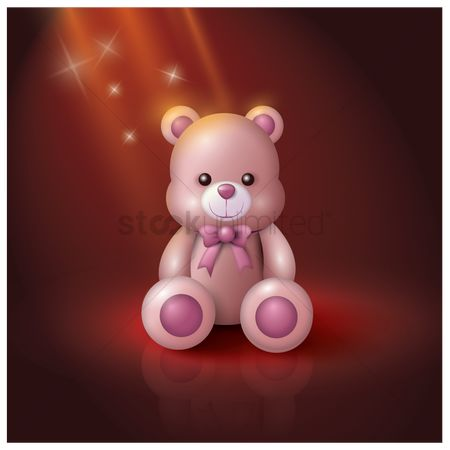 Teddy bear : Teddy bear