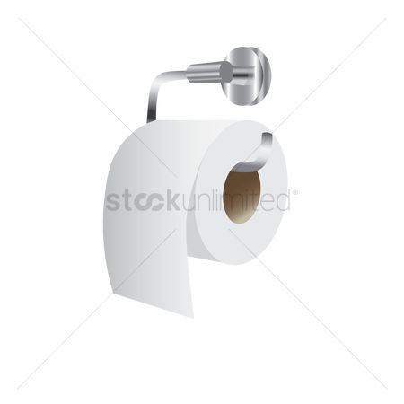 Clean : Toilet roll