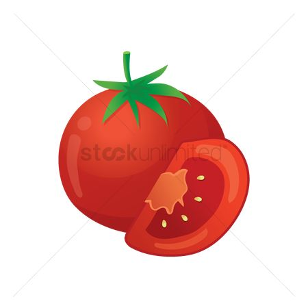 Nutritions : Tomato