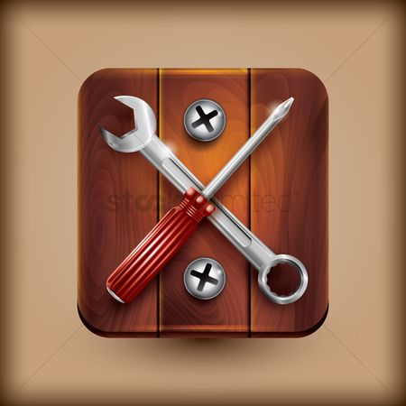 Screwdrivers : Tools icon