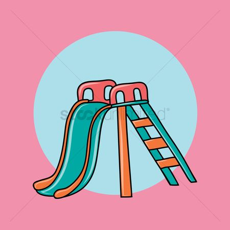 Play kids : Toy slide
