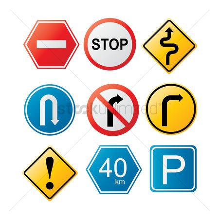 Roadsigns : Traffic signs