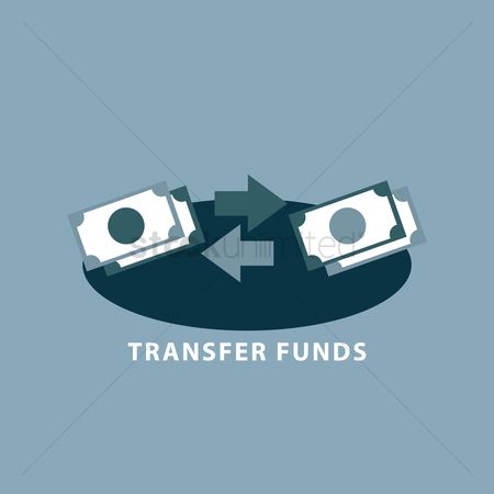 Exchanges : Transfer funds
