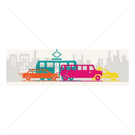 Tram : Transportation in the city