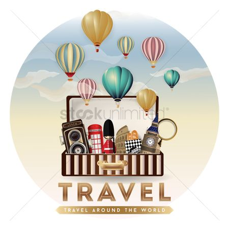 French : Travel concept