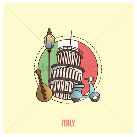 Scooters : Travel italy