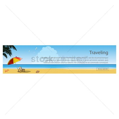 Starfishes : Traveling banner
