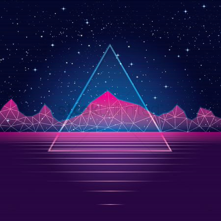 Wallpaper : Triangular design background