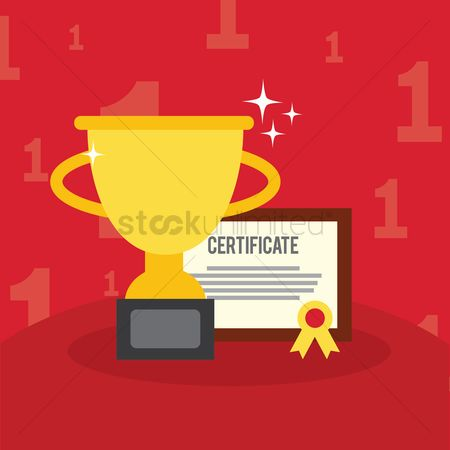 Reward : Trophy and certificate
