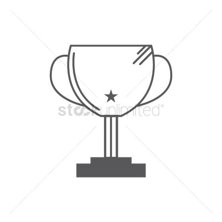 Reward : Trophy cup