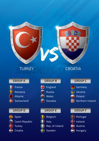 Ukraine : Turkey vs croatia