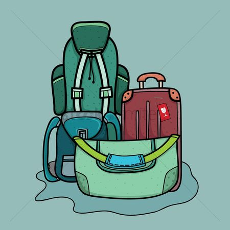 School bag : Types of bags