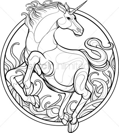 Styles : Unicorn design