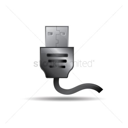 Connector : Usb cable