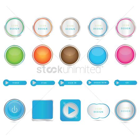 Power button : User interface elements