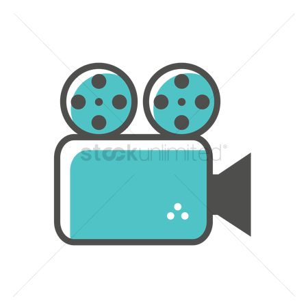 Videos : Video player icon